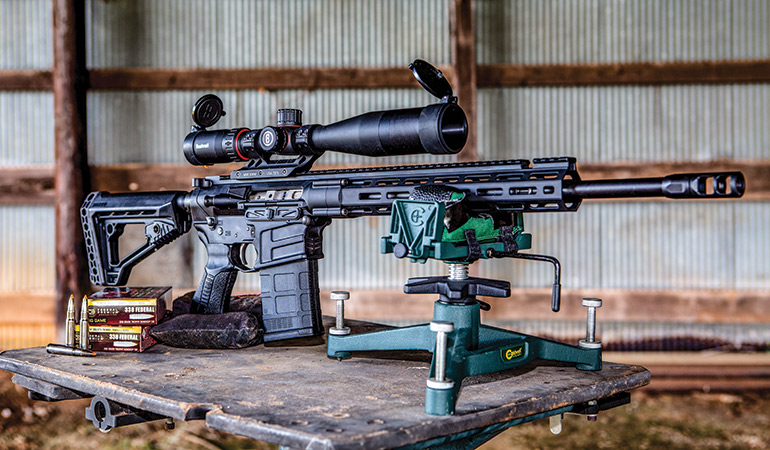 AR-Style Rifles for Deer Hunting
