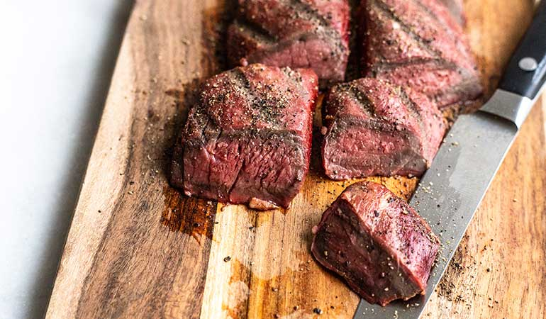 Smoked Venison Tenderloin Recipe