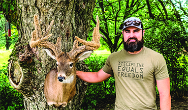 Failure while hunting trophy whitetails is frustrating, but sometimes it's just a step along the road to victory.