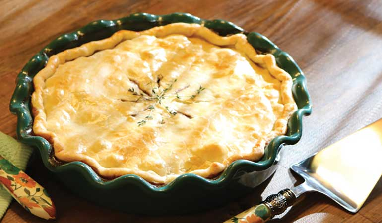Venison Pot Pie Recipe