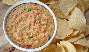 So easy to make, this Venison Queso Dip Recipe can be whipped up in as little as 30 minutes.