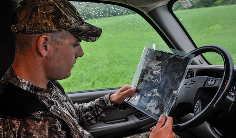 When the hunting gets tough, how do you decide if you should give up on that spot? For a DIY deer hunter, the answer depends on several factors.