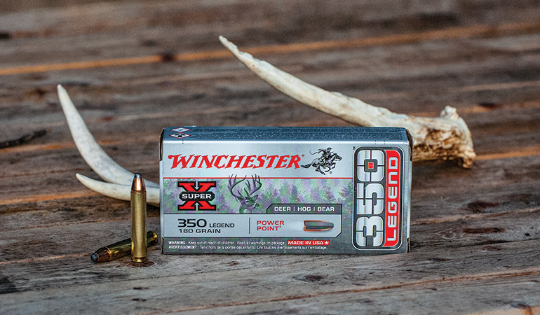 The Ethics of Straight-Wall Cartridges for Deer Hunting