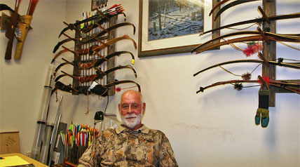 "As an owner of Archer's Advantage, Jerrell Dodson's been selling bows and archery equipment for more than 20 years and ""using much longer."" If you need bow hunting tips, he's the one to ask."