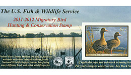 Ducks Unlimited (DU) is asking duck hunters and other waterfowl enthusiasts to 'double up for the ducks' by purchasing two federal duck stamps this year.