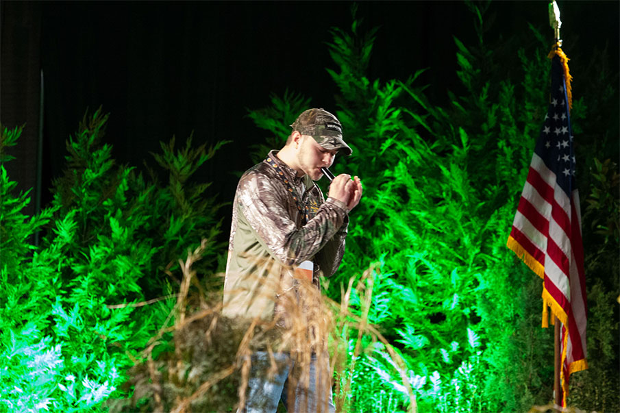 Winners Crowned at 2015 NWTF Grand National Calling Championship