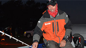 Ike Seeks Bayou Bass Success at Challenge Cup