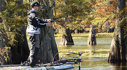 Jack Link's Major League Fishing on Saturday, May 9, will make its fifth appearance on a major television network when the Championship Round of the Shell Rotella Challenge Cup airs at 3 p.m. ET on CBS Sports.