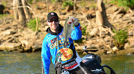 On the Day Four Qualifier of the 2015 Bass Pro Shops Summit Select, Brent Chapman was the only angler in the field with any MLF event experience.