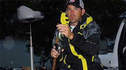 With the remnants of the storm passing through middle Tennessee in the overnight hours, MLF Select anglers were hopeful the fishing action would ...
