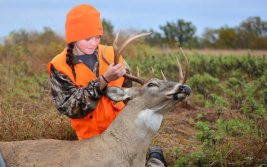Three Tips to Help Introduce New Shooters to Deer Hunting