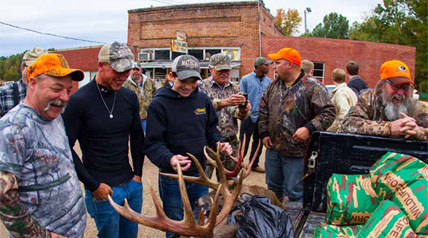 Most folks I have talked to have never heard of the town in Arkansas called Banks. It's simply not a well-known destination for many sportsmen. But few people know about a community in Southern Arkansas that has deer hunting embedded in its DNA.