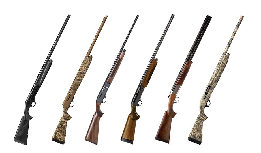 6 New Shotguns for 2017