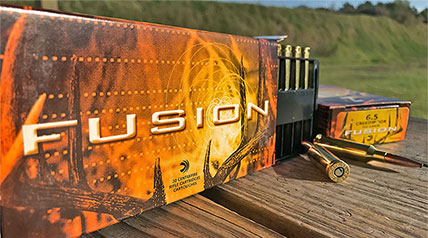 Deer hunters migrating to the long-range precision 6.5 Creedmoor cartridge have been faced with limited factory-ammo options; the new offering from Fusion may solve the issue for many.