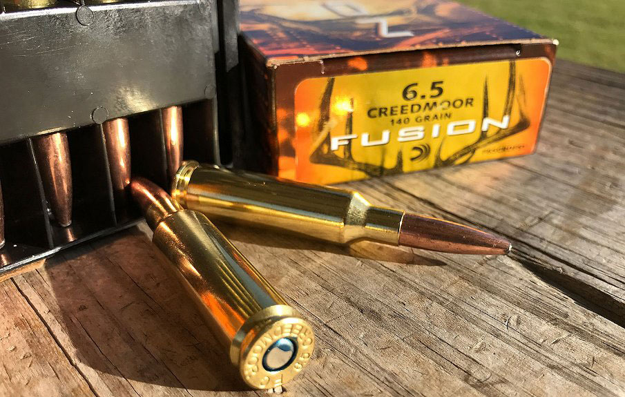 6.5 Creedmoor Ammo for Hunting