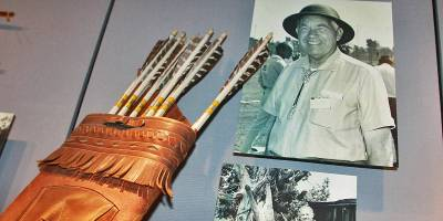 Archery Hall of Fame and Museum filled with industry icons