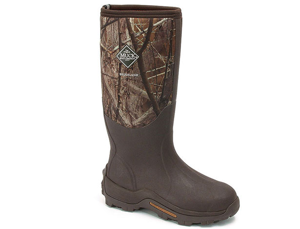 Brushland All-Terrain Hunting Boot