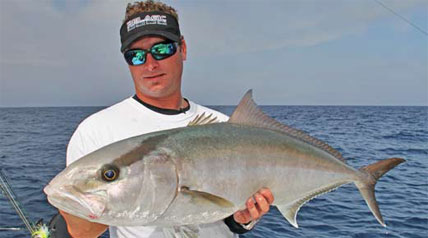 One captain says, with grouper closed now, amberjack are good to target.