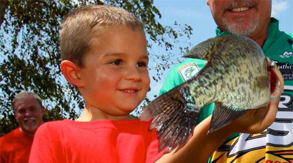 It's not often that catching a choupique will earn first place in a fishing tournament. But it happened at the first annual Fishing For Kids Tournament at St. John the Evangelist Catholic Church. Twice.