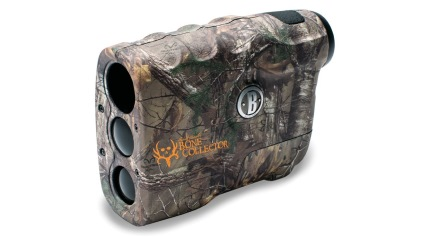 Bushnell, an industry leader in high performance sports optics for 65 years, introduces the new Bone Collector series of products. The collection features a Bushnell binocular, laser rangefinder and trail camera.