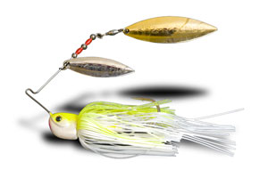 Slow rolling a spinnerbait is nothing new. It's a great way to catch big bass in deep water when they first move offshore away from their spawning flats.