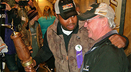 Rich-N-Tone duck call founder Harry Milton