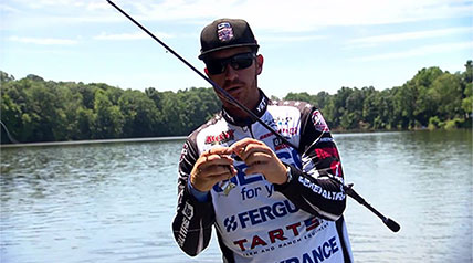 Learn the latest bass fishing strategies and tactics from MLF pro anglers.