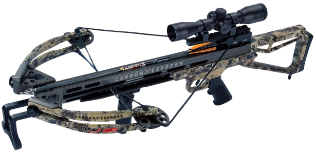 The two new crossbows in the Covert series offer more performance and an even better fit and feel.