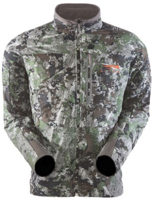 The Early Season Whitetail Jacket is built for silently ambushing bruisers in the pre-rut, when the temperatures still sore and the undergrowth is at its thickest.
