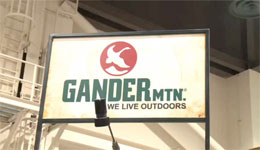 Jim Zumbo talks with Janelle Rydberg from Gander Mountain about their new products.