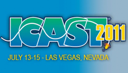 They came, they saw, they introduced new products.  The angling world converged in Las Vegas, Nevada, July 13-15 2011, for the largest sportfishing trade show - ICAST.