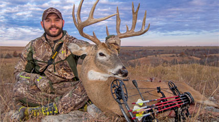 This past November, Jake Miller accomplished what many hunters can only hope to accomplish in a lifetime. And he did it in eight days! In the heart of the whitetail season, Jake pulled out all of the stops, while also filming and producing for