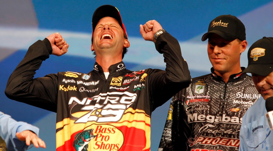 Excellence & Experience Mark 2014 GEICO Bassmaster Classic Field