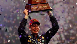 Kevin VanDam not only won the Bassmaster Classic this past Sunday, he set numerous records in the process. We're witnessing the domination of competitive bass fishing by the world's best angler.