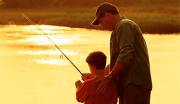 Each year, the celebration of National Fishing and Boating Week includes Free Fishing Weekend. Anglers may fish in Kentucky June 5-6 without a fishing license or a trout permit.