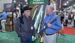 Jim Zumbo chats with Dwight Van Brunt of Kimber Firearms about their new deer hunting rifles, only at OutdoorChannel.com.
