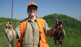 Proper pre-season scouting can put you in position to do some shooting on opening morning -- instead of hunting something to shoot. These expert tips will aid in getting the job done right. (March 2008).