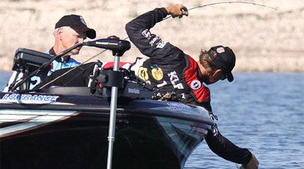 At the first-ever Jack Link's Major League Fishing Challenge Cup on Lake Amistad, presented by Busch Beer, just about every single pro mentioned how they had to rethink tried-and-true tournament strategies. Many for the first time, in a long time.