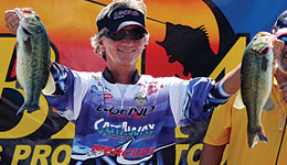 For the LBAA in their inaugural year it has been a year of many firsts – their first full season, their first repeat winners, their first pro and co Angler of the Year winners, and the first Lady Bass Classic.