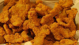 Fried Crappies (Recipe)