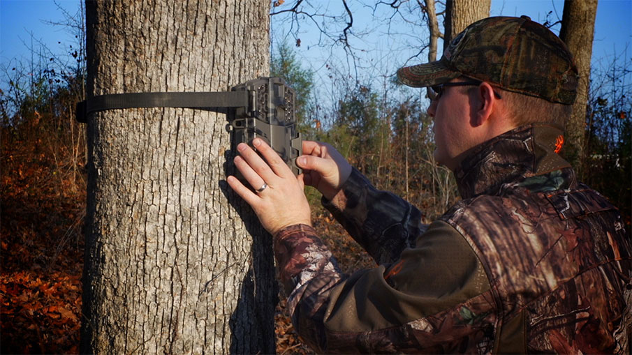 An Affordable, Reliable, Invisible-to-Wild-Game Trail Camera