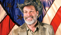 Rock star, patriot, and Outdoor Channel's very own Ted Nugent will be the featured guest on NRA News with Cam Edwards each week!