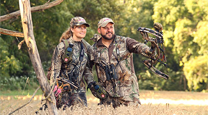 The National Deer Alliance is thrilled to announce that Ralph and Vicki Cianciarulo have joined the National Deer Alliance in an effort to solve many of the problems facing the nation's deer population and our deer hunting heritage.