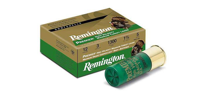 Remington Premier High Velocity Magnum Copper Plated Turkey Load