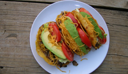Texas Tacos For Two (Recipe)