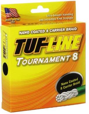Tournament 8 is recommended for active cast-and-retrieve anglers as well as saltwater live bait anglers that commonly maintain finger contact with their line.