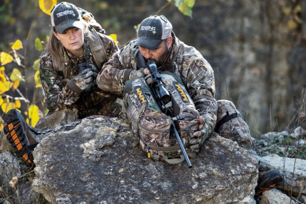The Tenzing TC SP14 Shooter Pack may be the most unique hunting pack on the planet.