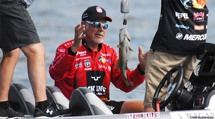 "Jack Link's Major League Fishing announced that it has wrapped up filming in Northern Michigan, and league Commissioner Don Rucks said that the just-completed competitive event will generate ""the best show we've put on the air."""