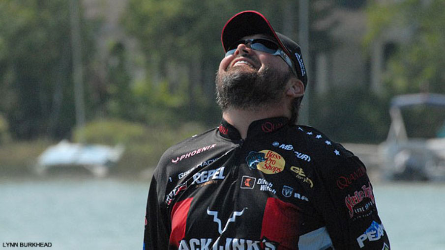 Hackney Hopes to Figure out Long Lake's Bass First