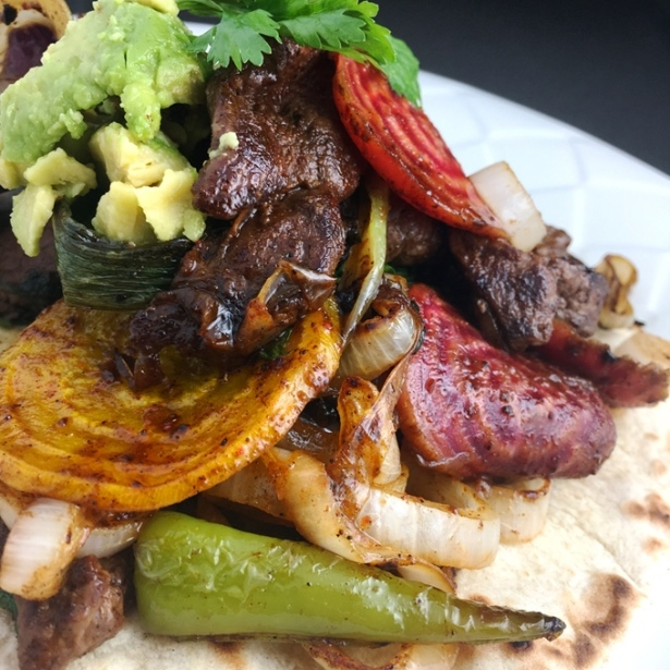 antelope fajita seasoning recipe tortilla